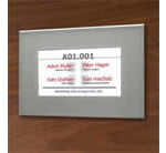 Digital Door Sign from Display Technology