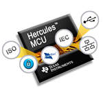 TI helps developers make the world safer with its new Hercules™ safety microcontroller platform for medical, industrial & transportation applications