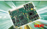 COM Express and Qseven Module Families support UEFI