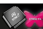 STMicroelectronics Launches World's Most Powerful Cortex processor-based Microcontrollers