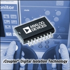 Analog Devices Introduces First Digital Isolator Packaging that Meets Safety Requirements in Medical and Industrial Applications
