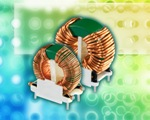New CMT-8100 Series Common Mode Inductors Offer Superior EMI Suppression