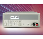 Laboratory power supply offers flexible 1.2 kW output