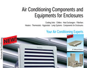 142-page enclosure thermal management catalogue includes many new products