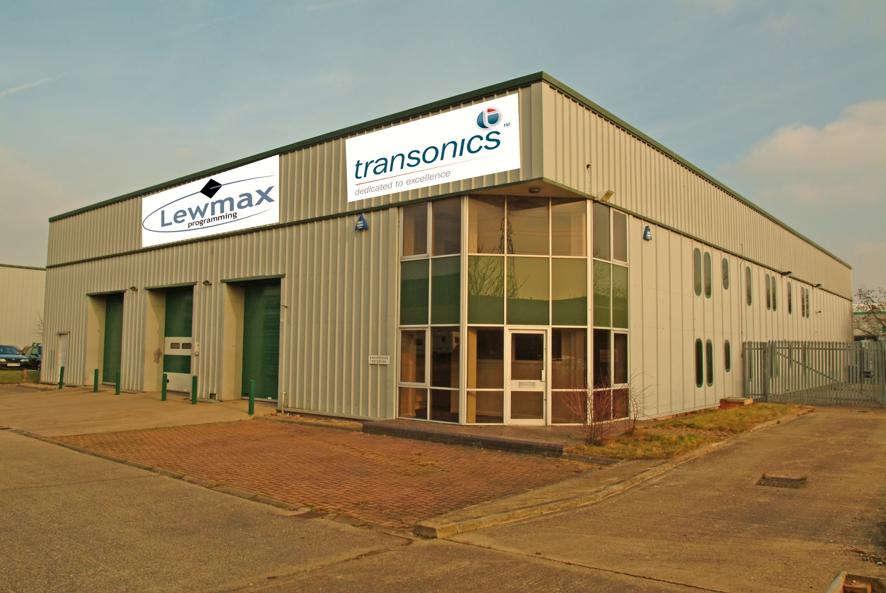 Transonics new warehouse and logistics centre doubles component distribution capacity - 100M components in stock across 13,000 product lines