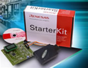 Starter kit for microcontrollers is said to simplify product development and reduce time to market