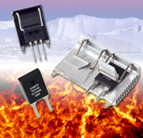 New Ohmite heatsinks accommodate up to 3 TO-220, TO-247 or TO-264 devices