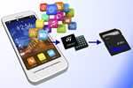 Innovative Chip from STMicroelectronics Enables Greater Storage Capacity and Faster Multimedia Access on Portable Devices