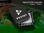 PMBus Compliant Synchronous Buck Controller from Powervation Provides Real-Time Adaptive Loop Compensation & Power Saving Modes
