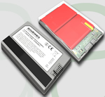 New professional battery range could fit in a wallet