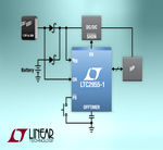 Micropower Pushbutton On/Off Controller Provides Automatic Turn-On/Off Capabilities
