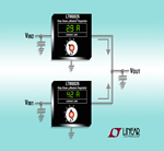 36V, 5A µModule Regulator Protects Input Supplies from Overcurrent Conditions & Supports Asymmetric Power Sharing