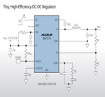 Industry's Smallest 3/8/12/18A DC-DC Regulators Are Ideal for Space-Constrained Applications