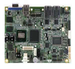 3.5 Embedded SBC with Intel Atom E640 and onboard DDR2 1GB