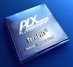"PLX TeraPHY 10GBase-T Transceiver Named ""Best of Interop"" Finalist"