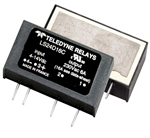 Teledyne Relays Announces High Power DC Solid State Relays with load voltage ratings from 42V to 1700V