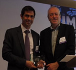 Huawei won the Most innovative service launch enabled by IMS with its Convergent Conferencesolution in 2012 IMS World Forum
