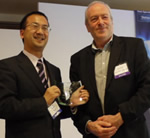 Huawei wins the Best VoLTE Solution Launch award in 2012 IMS World Forum