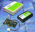 ASSET's two new ScanWorks controller kits tap into high-speed PCI Express bus
