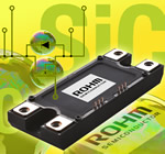 "ROHM Semiconductor Announces The Industry's First Mass-Produced ""Full SiC"" Power Modules"