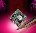TDK-Lambda's SMT 3A to 20A DC-DC converters comply with 2nd-Gen DOSA standard for PoL converters