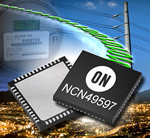 ON Semiconductor introduces Power Line Carrier modem SoC for rapid growth smart metering and building automation markets