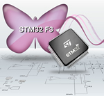 STMicroelectronics Delivers New 32-bit ARM Cortex Microcontrollers for Projects Needing Digital Signal Control at Competitive Cost