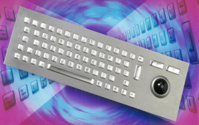 Design Innovation Reduces Rugged Keyboard Costs