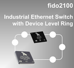 Innovasic Launches First Ever 3-Port Industrial Ethernet Switch with Device Level Ring