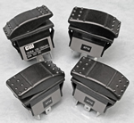 IP 68 Heavy Duty Sealed Rocker Switches for Harsh Environments