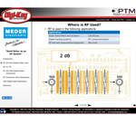 Standex-Meder Announces Reed Relay As An RF Switch Product Training Module