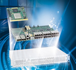 Kontron unveils ESC1600/ESC2404 Ethernet Switch Core Modules