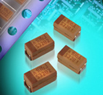AVX exceeds 100V milestone with new high voltage tantalum polymer SMD capacitors