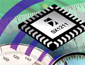 ISM-Band RF Transceiver Platform  Delivers Industry's Lowest Power Receiver