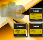 Toshiba To Launch CompactFlash Memory Card For DSLR Camera Market