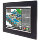 AIS Introduces Industrial Thin Client Touch Panel Computers with Stainless Steel Fronts