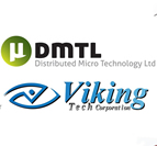 DMTL appointed master UK distributor for passives specialist Viking Tech