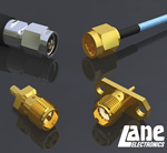 Lane Electronics Unveil Subminiature SMA Connectors With Very Low VSWR