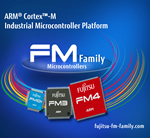 Fujitsu To Present ARM Cortex-M Solutions At Embedded World 2013