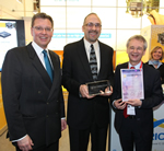 Enpirion receives top honor at embedded world 2013