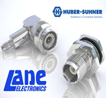 High Performance 50 Ohm Miniature Coaxial Connectors At Lane Electronics