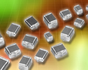 Vishay's ultra low ESR solid tantalum chip capacitors available from TTI, Inc.