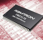 Ramtron expands high density FRAM family with a 2-megabit device