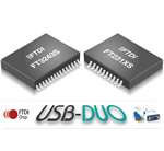 Multi-Chip Solution for Developing USB-to-RS232 Systems