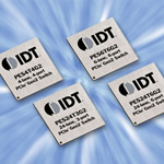 IDT Extends PCI Express Gen2 Leadership With Four New Switch Solutions