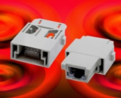 RJ45 Ethernet module added to industrial connector family