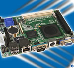 3.5In Embedded Single Board Computer for PC/104-plus Compliant Expansion Cards