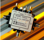 Millimeter wave switches for Hi-Rel applications