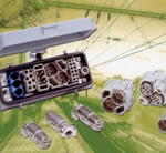Connector developments for rail applications on show at Infrarail 2008