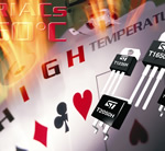 High Junction-Temperature TRIACs from STM Enable Smaller Heatsinks and Higher Power Density